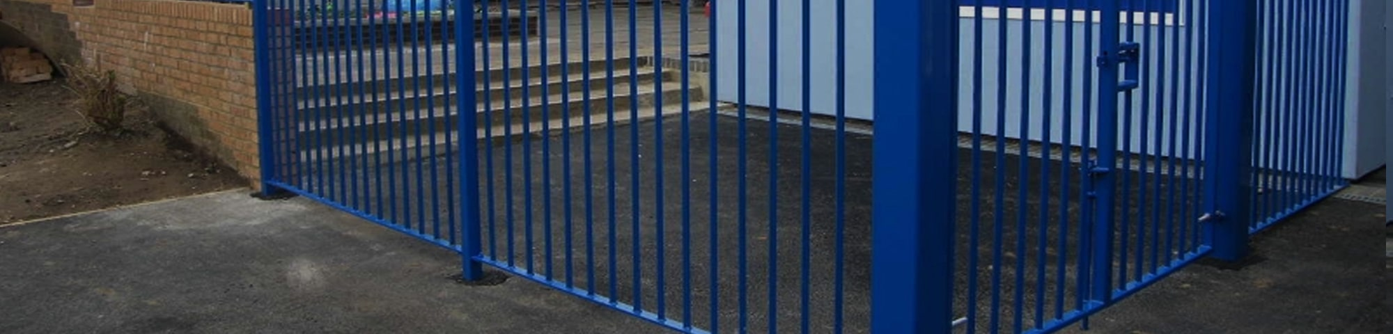 Metal Fencing Supplies Jack Arnold Uk